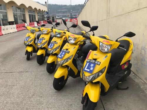 全線新款電單車, 包括Honda MSX